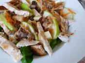 Salade poulet granny-smith