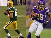 Tournoi Habits Packers Vikings