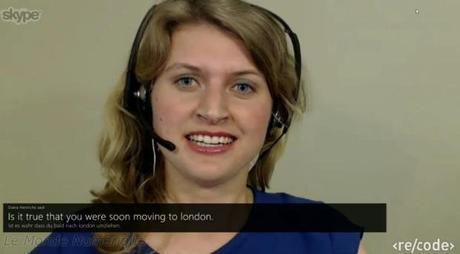 Microsoft se lance dans la traduction en temps réel, et en vidéo avec Skype Translator