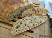 Pain campagne levain Eric Kayser