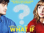 MOVIE What bande-annonce pour comédie romantique avec Daniel Radcliffe