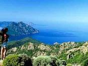 look pour randonnée Corse