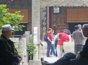 Xian entrons dans remparts
