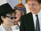 Paul McCartney rejoint Yoko Ono... grandes causes