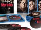 L'intégrale Sopranos Blu-ray