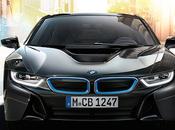 MOTEUR BMWi8 VOITURE SPORT FUTUR