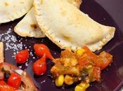 Empanadas poulet poivrons