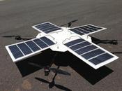 drones énergie solaire