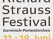 Festival Richard Strauss Garmisch juin
