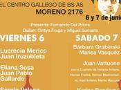 Premier festival tango Balvanera week-end Article 3700 l'affiche]