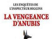 vengeance d'Anubis Christian Jacq