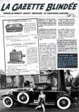 Découvrez et téléchargez La Gazette Blindée