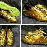 Neymar portera des Nike Hypervenom Or pour la Coupe du Monde 2014