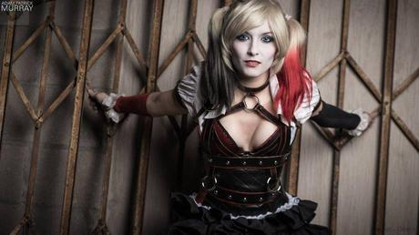 arkham knight harley quinn close up by maisedesigns d7csc21 Cosplay   Harley Quinn   Steampunk #13  steampunk Harley Quinn Cosplay