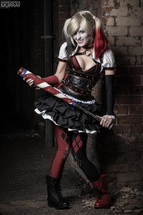 here comes harley by maisedesigns d7cvo24 Cosplay   Harley Quinn   Steampunk #13  steampunk Harley Quinn Cosplay