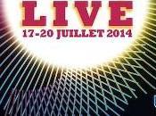 Festival 1ère programmation Fnac Live 2014