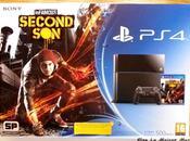 [Déballage] Pack inFamous Second Acheter PlayStation maintenant?