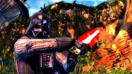 Darth Cader Force Unleashed 1