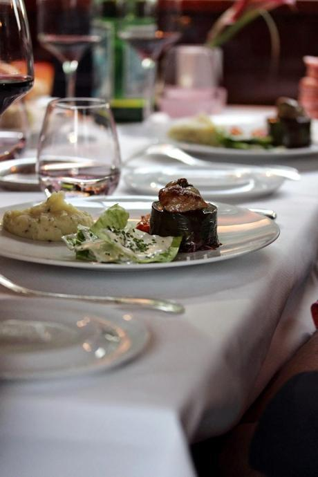{Restaurant éphémère} Un dîner par Yannick Alleno dans l'Orient-Express
