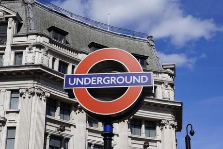 Underground - Weekend visiter London
