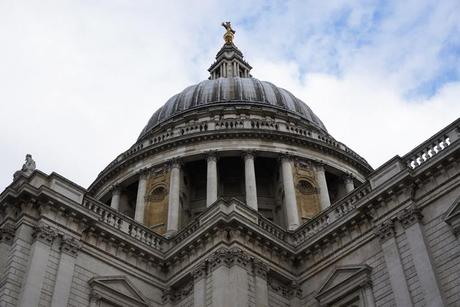Saint Paul Cathedral - Weekend visiter London