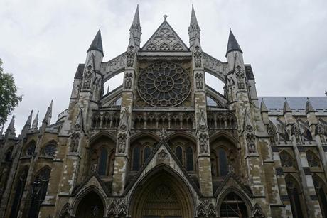 Westminster Abbey - Weekend visiter London
