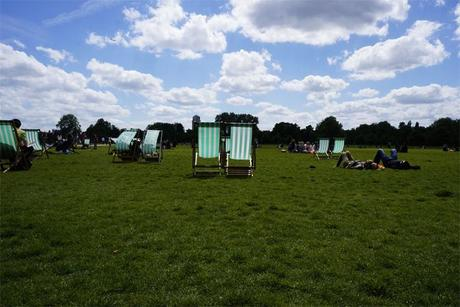 Hyde Park - Weekend visiter London