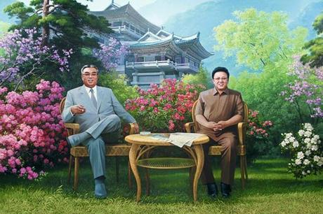 Kim Il-sung et Kim Jong-il : Indécents tyrans