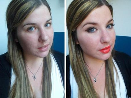 Routine Makeup Printemps 2014 1