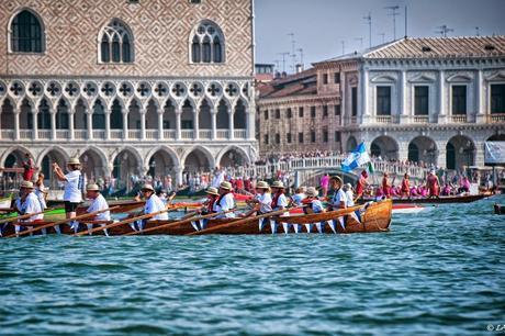 Photos de la Vogalonga 2014 à Venise