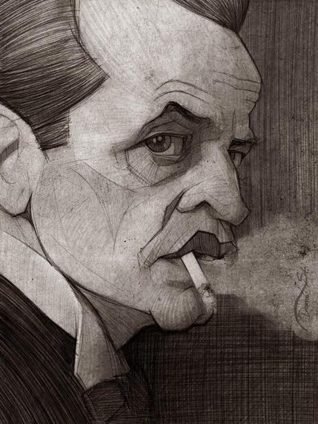 Le travail de Stavros Damos - Portrait