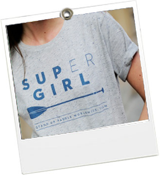 SUPer Girl - JulieFromParis