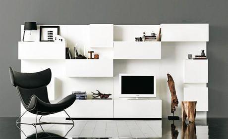 Tendance déco : le meuble TV fait son show