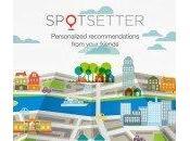Apple rachat Spotsetter, moteur recherche local social