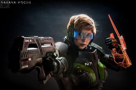 commander shepard   mass effect   cosplay by cynshenzi d7iz9pd Cosplay: Interview de Shenzi #7  shenzi Cosplay