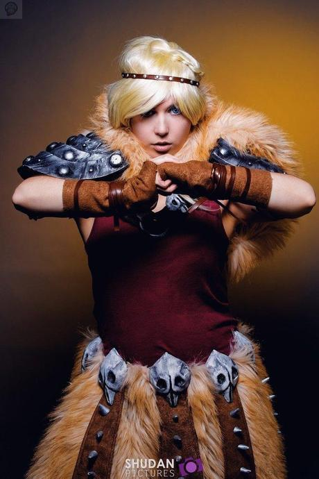 astrid hofferson   how to train your dragon 2 by cynshenzi d72t2oz Cosplay: Interview de Shenzi #7  shenzi Cosplay