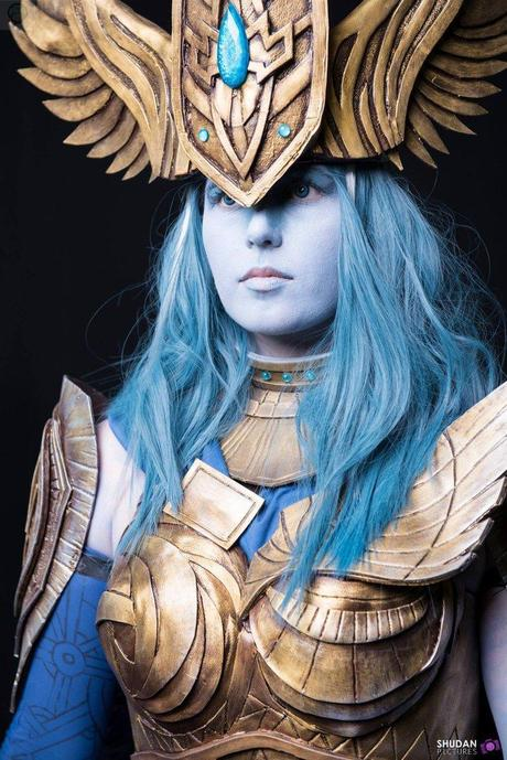 dwayna   guild wars by cynshenzi d6fq21g Cosplay: Interview de Shenzi #7  shenzi Cosplay