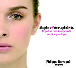 CD Sophro Acouphènes cover