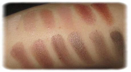 Palette Naked 3 + maquillage
