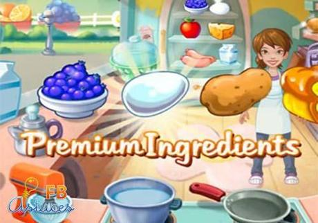 Kitchen Scramble astuces Guide et astuces Kitchen Scramble sur Facebook