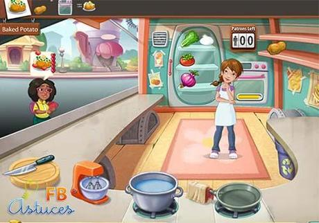 Kitchen Scramble sur Facebook Guide et astuces Kitchen Scramble sur Facebook