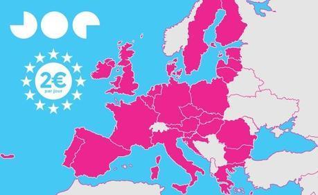 Joe Mode Europe, pour communiquer dans toute l'Europe comme en France