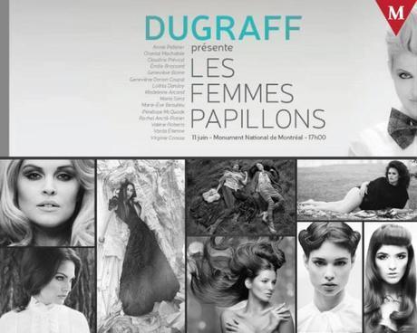 #ModeMTL Les Femmes Papillons de Dugraff