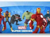 Disney Infinity Marvel Super Heroes Révélation Spider-Man rejoint Avengers