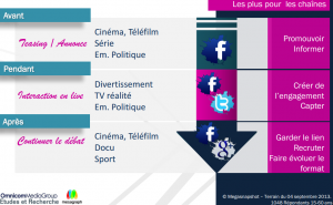 moment-programme-reseau-interraction-social-TV-etude-omnicom media-group-mesagraph