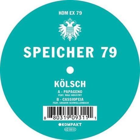 Kolsch - Papageno -- Cassiopeia - Kompakt