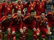 L'équipe espagnole foot pèse millions d'euros! Voir premiers