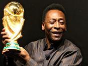 Coupe Monde Pelé derrière l'Angleterre Rooney
