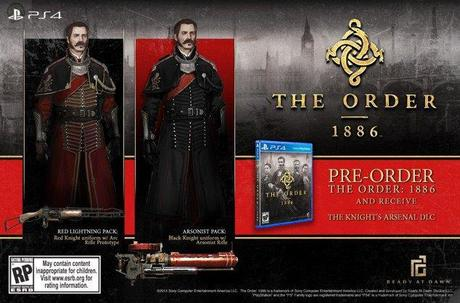 the order 1886 edition collector limitee date sortie figurine artbook dlc 02 027A01A200698772 The Order 1886 : Date de sortie et collector  The order 1886 collector