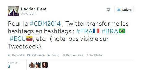 photo hashtags drapeau